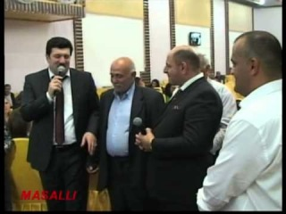Punhan Ismayilli ve Eflatun Qubadov - Masalli toy 2.mpg