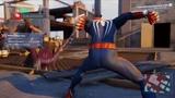 8 минут живого геймплея Marvel Spider-man [Sony на E3 2018]
