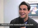 Mario Casas habla del rodaje de 'Tengo ganas de ti'