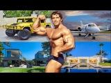 Arnold Schwarzenegger's Net Worth ★ Biography ★House ★ Cars ★ Income ★ Bike ★ Jet - 2016
