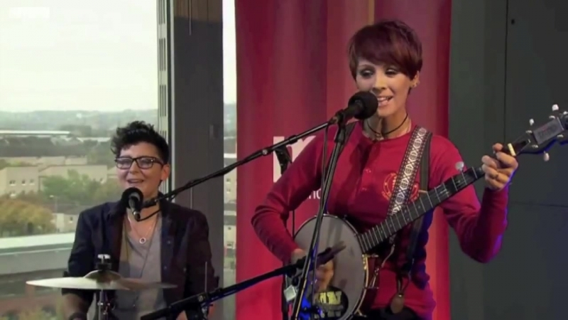 The Chaplins - Saving All My Love (The Andrew Marr Show)