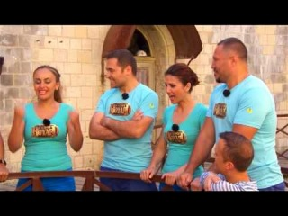 Fort Boyard Azerbaijan/ Anons 8