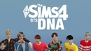 BTS DNA ; THE SIMS 4