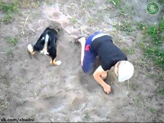 Собачьи Будни - 20. Веселое видео с участием собаки)