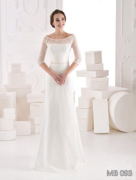 Свадебная платья европейские