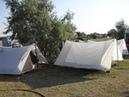 Палаточный городок Атлеш Оленевка Отдых в палатках в Крыму
