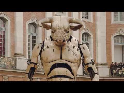 Le gardien du temple - Toulouse acte2 scene1 : Le réveil d'Astérion