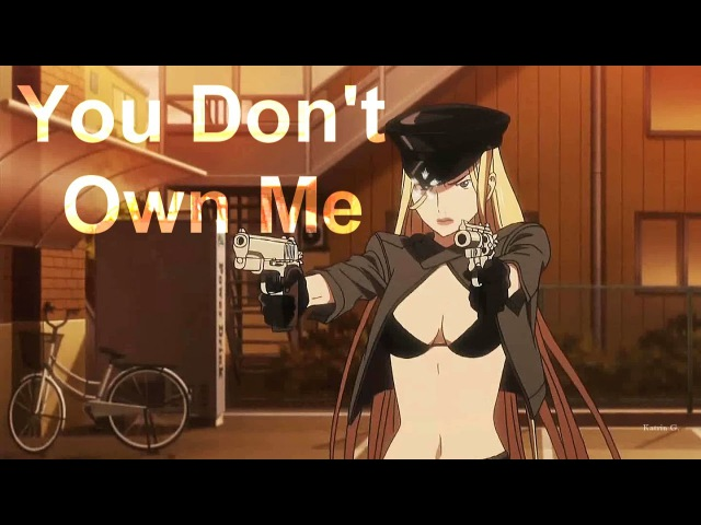 You Don't Own Me [ hotdamn Bishamon prn ]