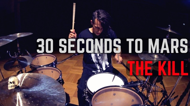 30 Seconds To Mars - The Kill | Matt McGuire Drum Cover