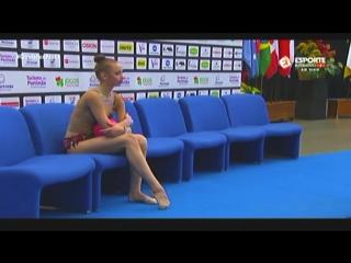 Мария Сергеева - Мяч F 17.750