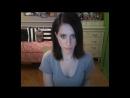 Девушка показала волосатую киску (18 )