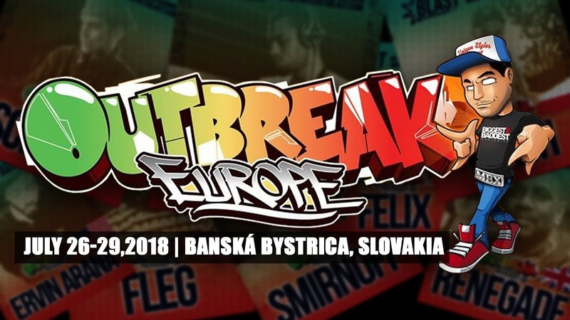 Bboy Music 2018 | Outbreak Europe Promo Mixtape | Dj Lean Rock, Fleg, Plash, Ervin Arana, Felix
