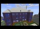 О нет он прыгнул Пугающее происшествие в Minecraft от удара о землю малолетний дебил стал ! Не ожидали?