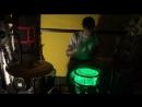 Quest pistols - жаркие танцы drum cover