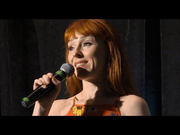 SpnPitt 2018 4 Minutes of Ruth Connell Panel Supernatural