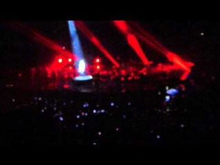 Bruno Mars - Our first time - Toulouse 19/11/13