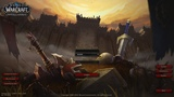 Battle for Azeroth Login Screen