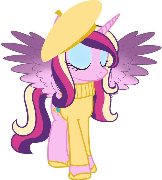 My little pony неделя принцессы каденс updated