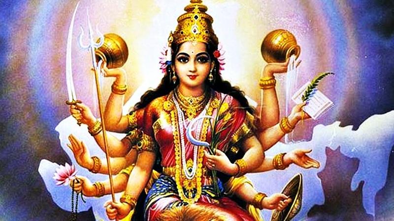 Mantra Kali e Durga . Este mantra é muito Poderoso, nós livra e nos protege de muitos Males.