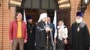Чин передачи храма иконы Божией Матери Нечаянная Радость Русской Православной Церкви