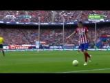 Атлетико Мадрид 1-0 Малага   Обзор матча HD