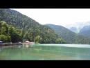Абхазия Рица и Голубое озеро HD
