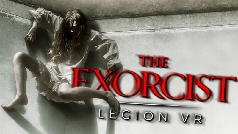 PSVR The Exorcist Legion VR GAMECLUB Хабаровск