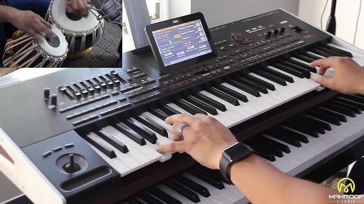 Zindagi Cover Live Instrumental Mahroof Sharif 2018