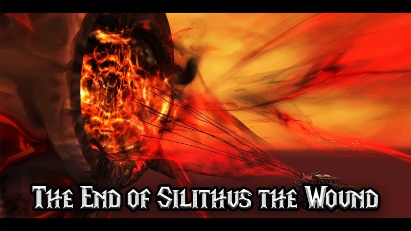 The End of Silithus the Wound (with Cutscene) PTR