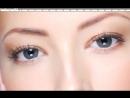 УРОКИ/TUTORIAL ПО Adobe Photoshop. Обработка глаз в фотошопе