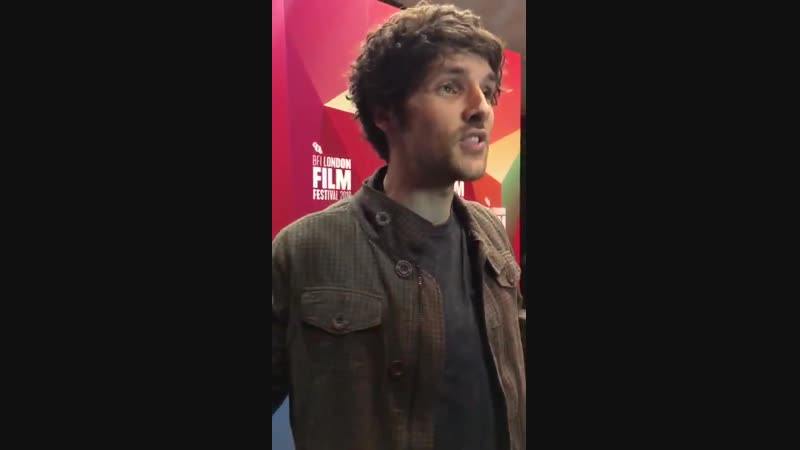 Star ️ Colin Morgan on how he approached the role LFF