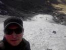 Ледник Малый Актру 10.07.18