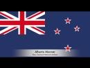 Alberto Monnar - New Zealand National Anthem (Piano)