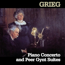 Edvard Grieg альбом Grieg: Piano Concerto and Peer Gynt Suites