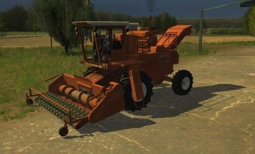 Зима в колхозе (Финал) - ч8 Farming Simulator 13