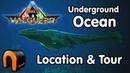 ARK VALGUERO Underground Sea Entrance Location Tour