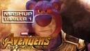 Avengers Infinity War   Toy Story 3 - [Mashup] Trailer 1