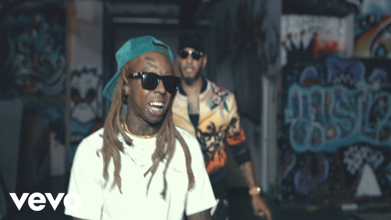 Swizz Beatz - Pistol On My Side (P.O.M.S) ft. Lil Wayne