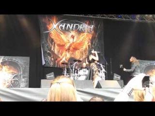 Xandria - Nightfall Live@cityrock Leeuwarden