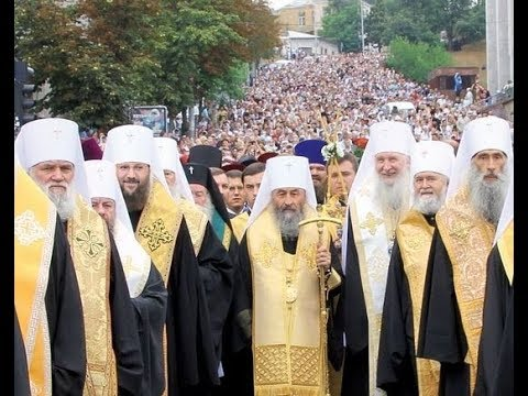 «Слово Предстоятеля» Митрополит киевский и всея Украины Онуфрий 17 11 18