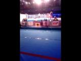На ринге Тамир Галанов!