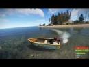 Моторная лодка в Rust