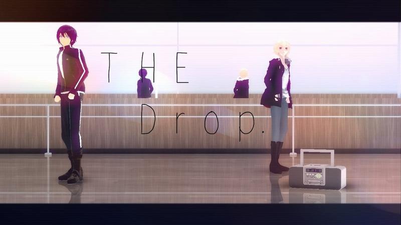 「MMD - ノラガミ」The Drop Ft. Yato and Yukine