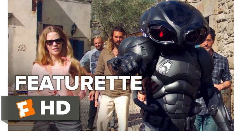 Aquaman Featurette - Experience Amazing Worlds (2018)   Movieclips Coming Soon