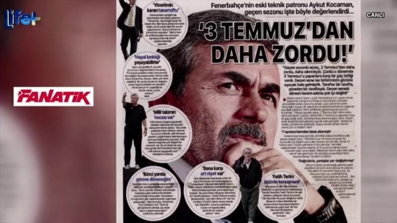 Spor Sayfası 20 Eylül 2018 Tek Parça Fenerbahçe Beşiktaş Galatasaray
