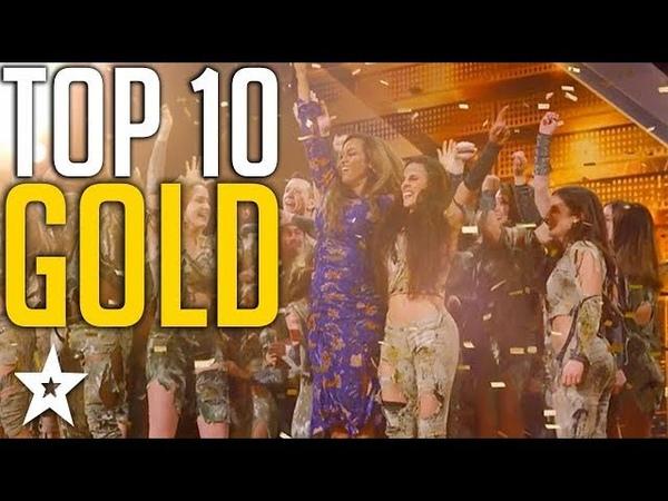 Top 10 Unforgettable Golden Buzzers on Americas Got Talent | Got Talent Global