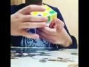 Сборка кубика Рубика 3х3