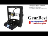 Anycubic I3 MEGA Full Metal Frame FDM 3D Printer   GearBest review - unboxing