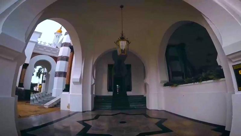 Мечети мира. HD Убудия-королевская мечеть Перака Куала-Кангсар, Перак, Малайзия (1)