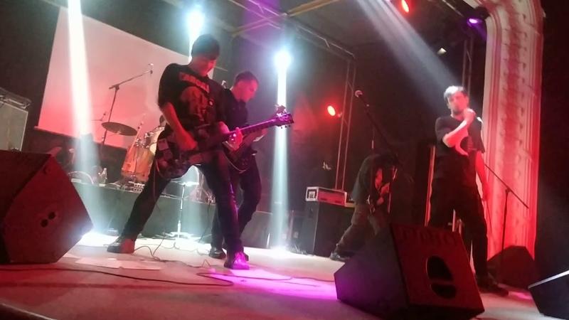 Kvlt ov Erra - Лжепророк (Black Death Winter gig/15.12.2018/Консерватория)